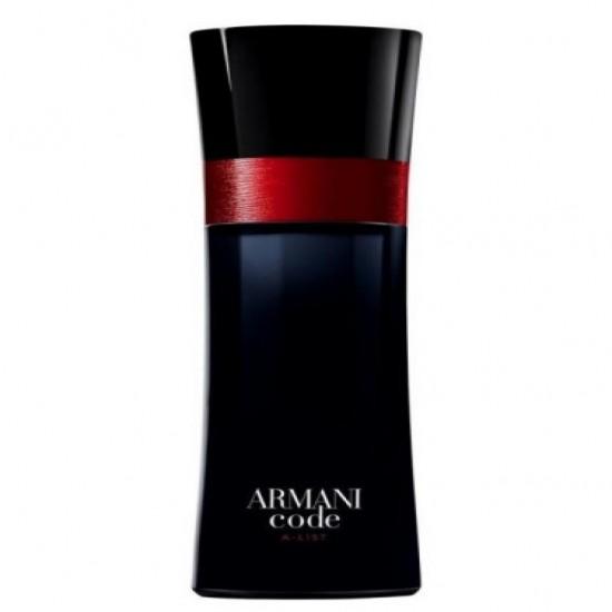 Giorgio Armani - Code A-List for Man by Giorgio Armani