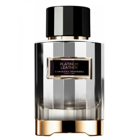 Carolina Herrera - Platinum Leather C H for Unisex by Carolina Herrera