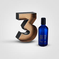 Perfume Oil Sample Pack 3 pcs x 100 ml 3.4 oz