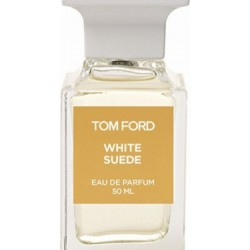 Tom Ford - White Suede for Women