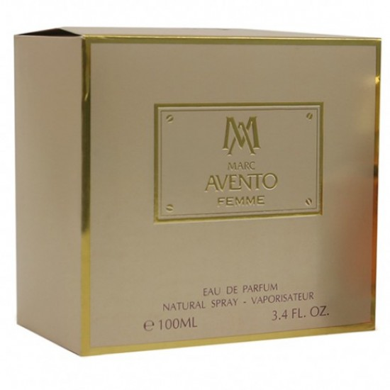MARC AVENTO FEMME FOR HER EDP 100 ML by Marc Avento