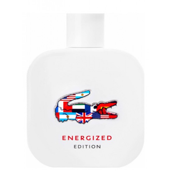 Lacoste - Energized for Man by Lacoste