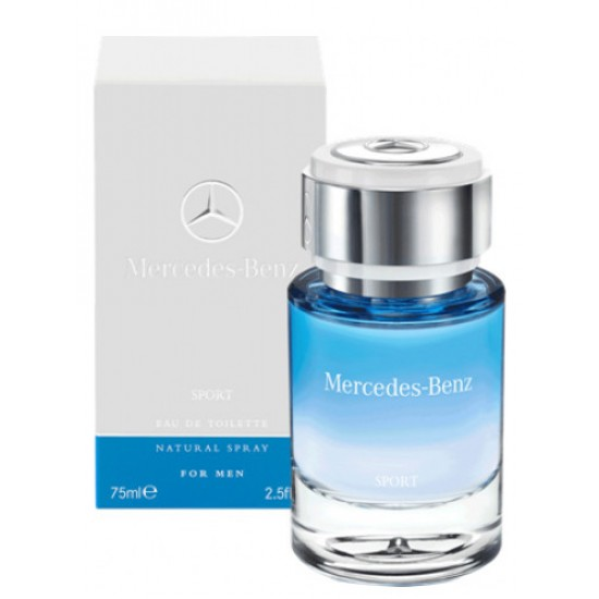 Mercedes-Benz perfumes - Sport for Man by Mercedes-Benz perfumes