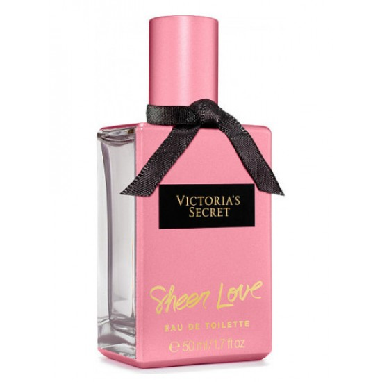 Victoria`s Secret - Sheer Love Eau de Toilette for Women by Victoria`s Secret