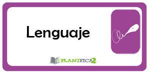 Lenguaje PLANIFICA2