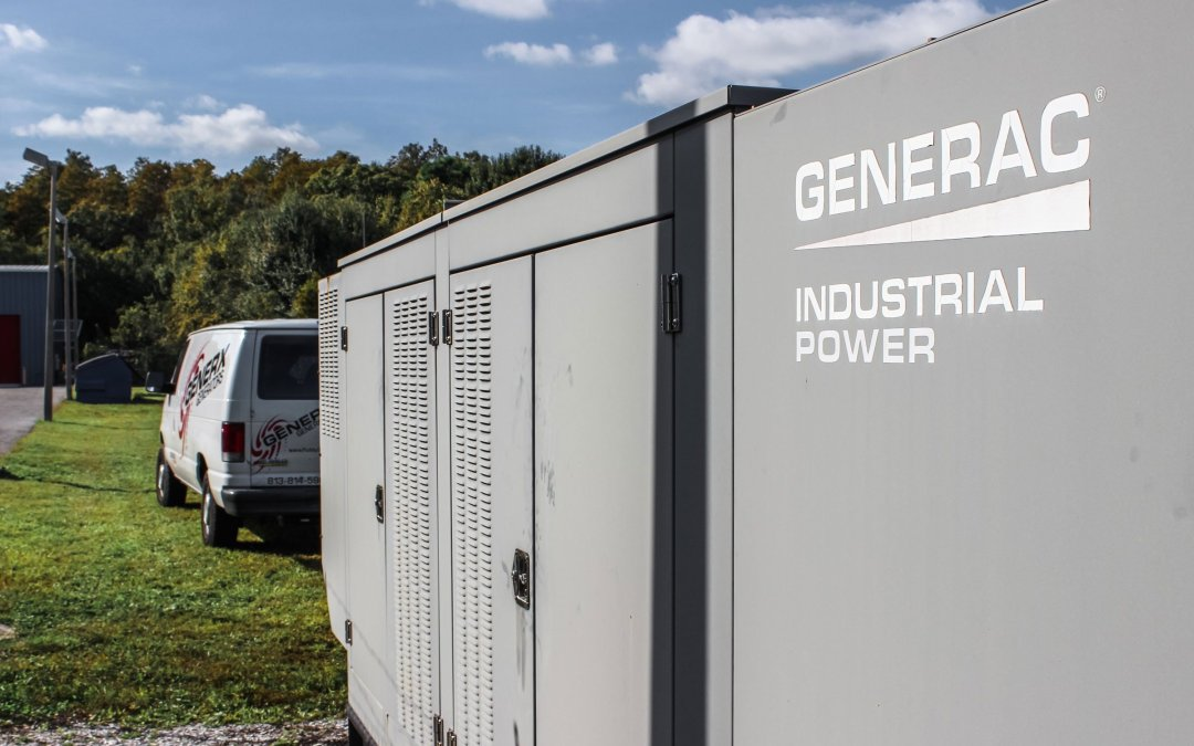 Worried Your Industrial Generator Isn't Doing Its Job? Follow this Checklist.