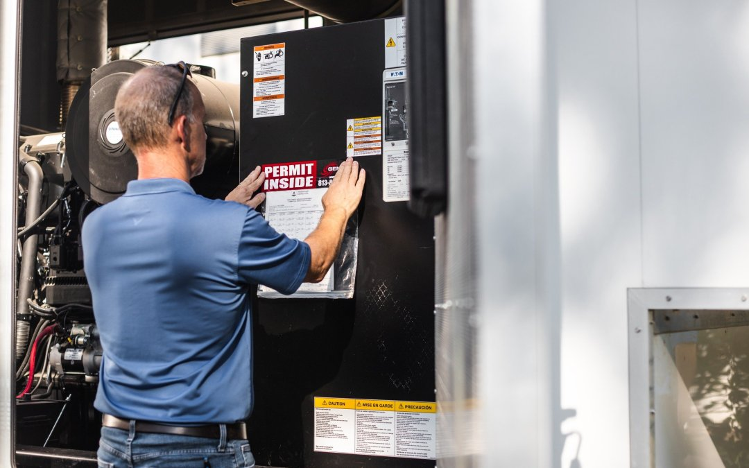 The Top 5 Questions You Should Ask Your Industrial Generator Provider