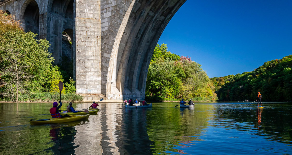 Seeking Input on Genesee River Canoe/Kayak Access Sites
