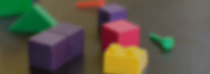 Genesis ABA Therapy Background with Blocks