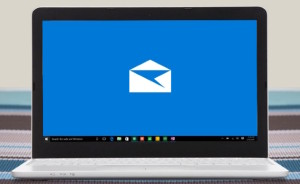 The WIndows 10 Mail app