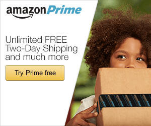 Amazon Prime free Two-Day Shipping