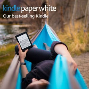 Kindle Paperwhite, the best selling Kindle