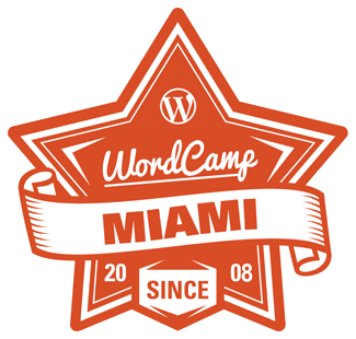 WordCamp Miami 2014 Logo