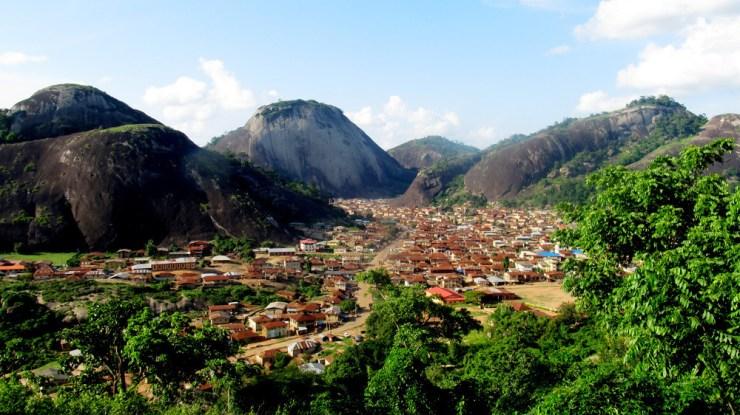 Image result for idanre hills