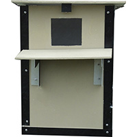 Genesis Barn Owl Nest Box