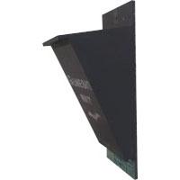 Side view of single bat box