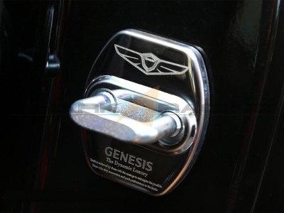 genesis door striker cover set