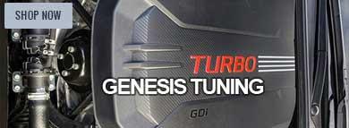 genesis turbo tuning
