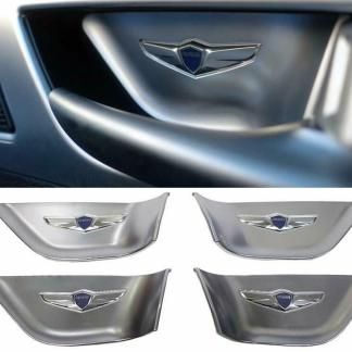 winged genesis door handle catch plates