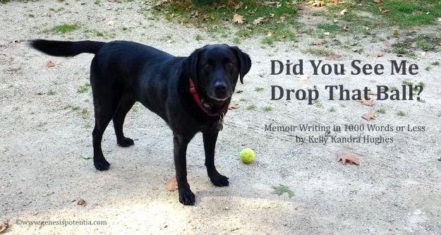 Drop that ball