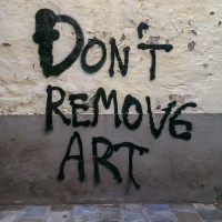 DON'T REMOVE ART