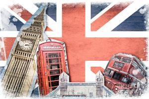 london-collage-delphimages-photo-creations