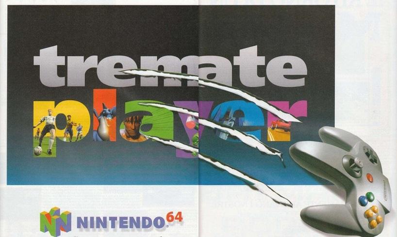 """Tra le ultime campagne GiG (1998) si riscontravano toni più aggressivi: """"tremate player""""."""