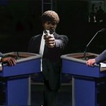 Samuel Jackson will be next debate moderator with the 'I said 2 motherf**g minutes' rule