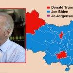 New polls show Biden winning nearly every province in China