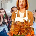 Sidney Powell shocks Thanksgiving guests by serving 700 pounds of fried sea monster