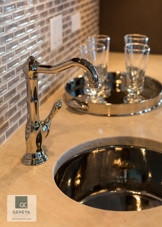 https genevacabinet com kitchen bath trends add metallic luster metallic silver used in kitchen bar sink