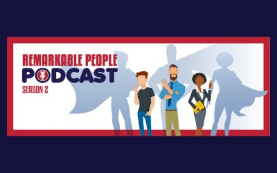 The Remarkable People Podcast | Listen. Do. Repeat… For Life!