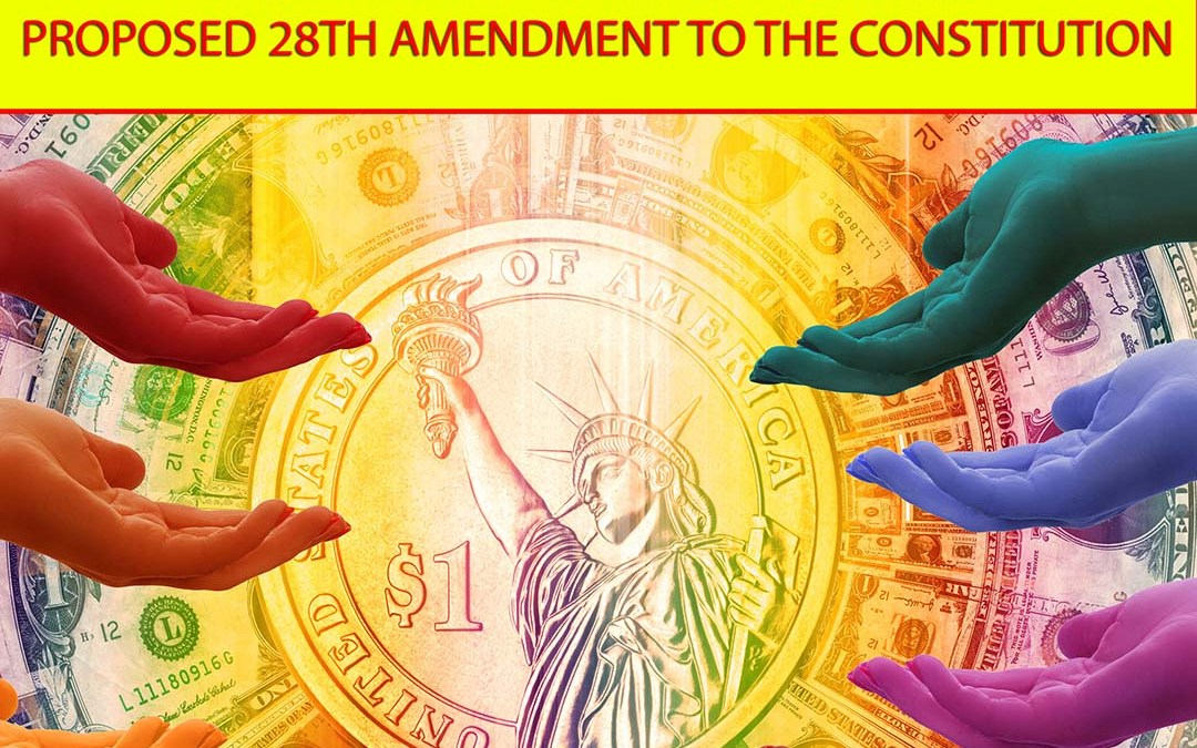 US Congresss-1-point-9-Trillion-Bill-CARELSS-POLITICAL-BEHAVIOR-Next-2-Years-Careful-Planning-Gene's-Proposed-28th-Amendment-to-the-Constitution
