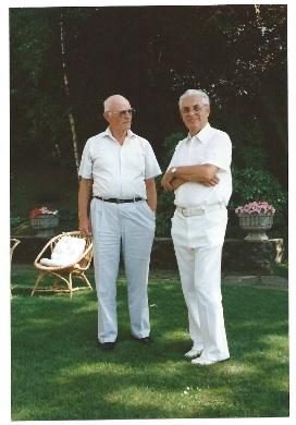 Arne&George
