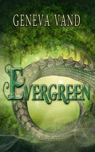 Cover image for Evergreen by Geneva Vand