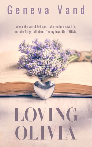 cover image for Loving Olivia