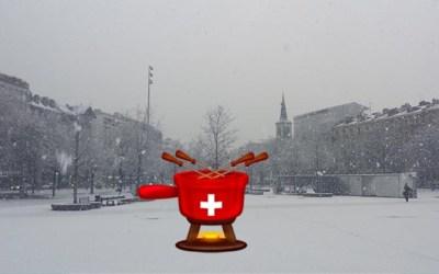 Une fondue digne de ce nom à Genève