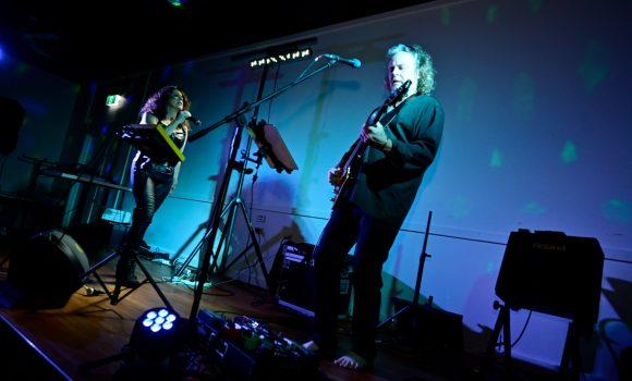Genexis live music at Amaroo on Mandalay, Magnetic Island
