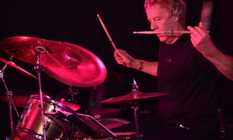 drums - genexis live music - sunshine coast