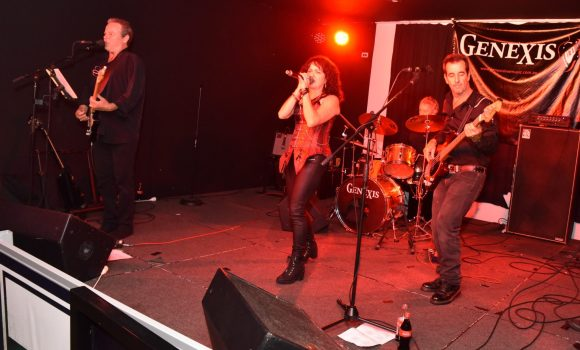 Genexis - welcome to our site - live music