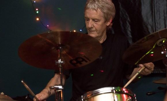 Pete, drummer, Genexis - Tewantin Noosa RSL