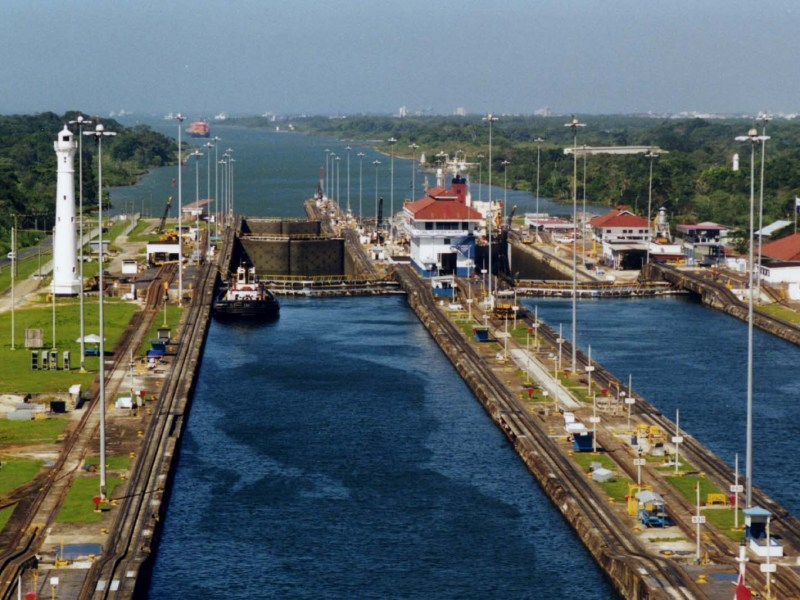 Panama Canal: The Technological Details Behind This Modern Feat Of Engineering
