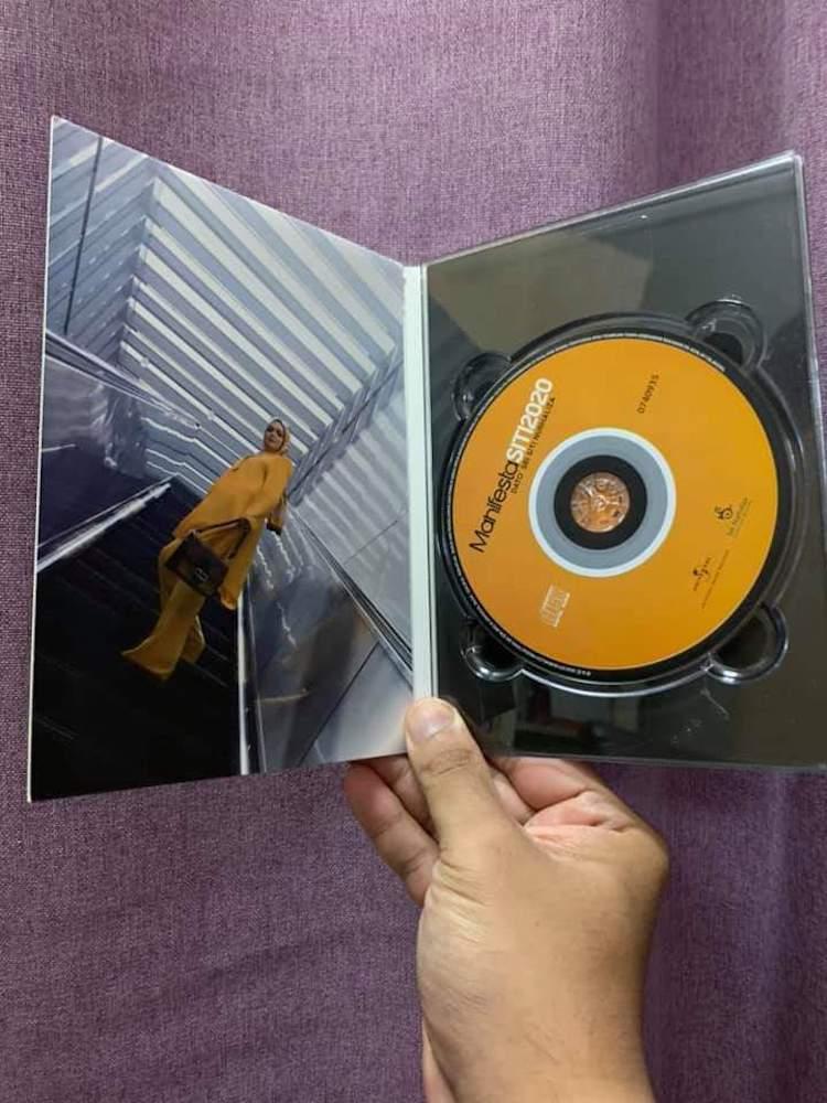 Beli cd Manifestasiti2020 online