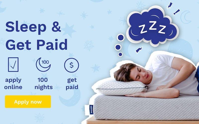 Kerja tidur dapat duit