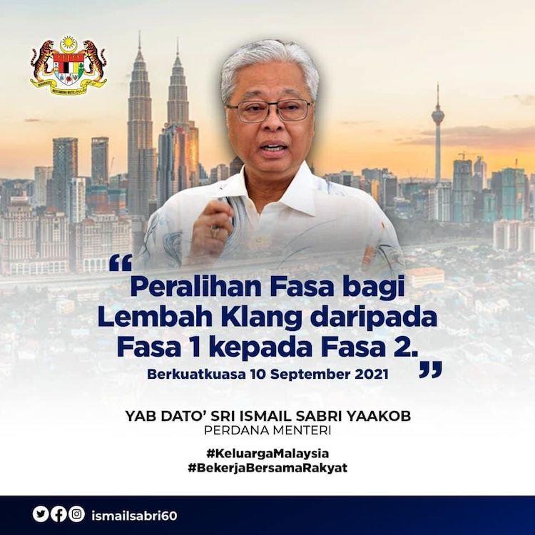 PM Ismail Sabri