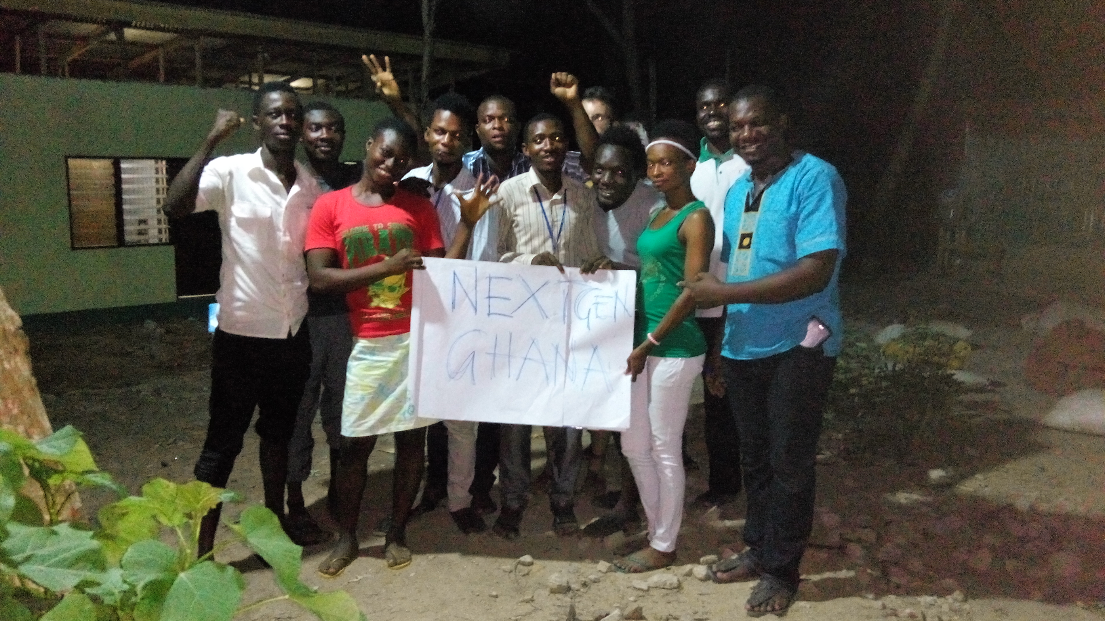 NEXTGEN – YOUTH ASSOCIATION OF THE ECOVILLAGE MOVEMENT ELECTS EXECUTIVES TO GEN COUNCIL
