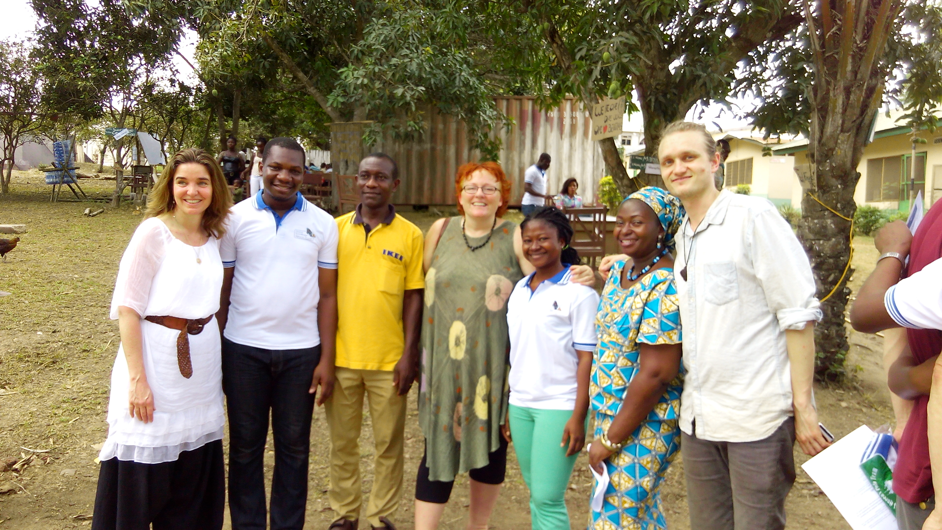 GEN GHANA AND DENMARK ASSOCIATION SHOWS EXAMPLE OF MODEL NORTH SOUTH COOPERATION