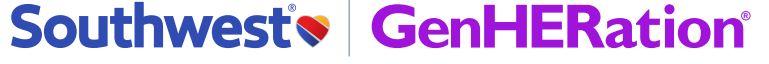 Southwest and GenHERation Logo