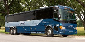 Greyhound Bus Photo