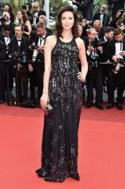Caitriona Balfe en Louis Vuitton